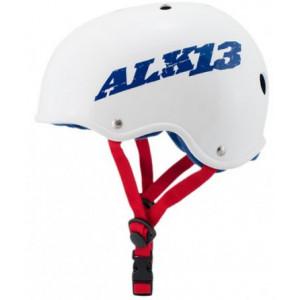 Casque Alk13 H20+ Blanc/bleu
