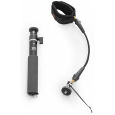 Perche u-shot avec leash de poignet pour caméra Go Pro