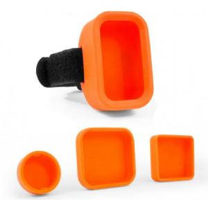 patchpod - protection de lentilles et télécommande GoPro