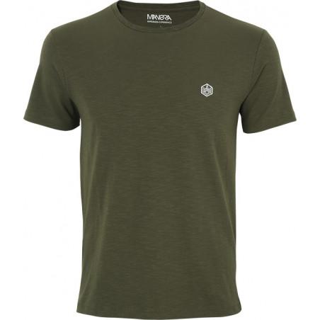 tee-shirt Manera Lavanono manches courtes Army