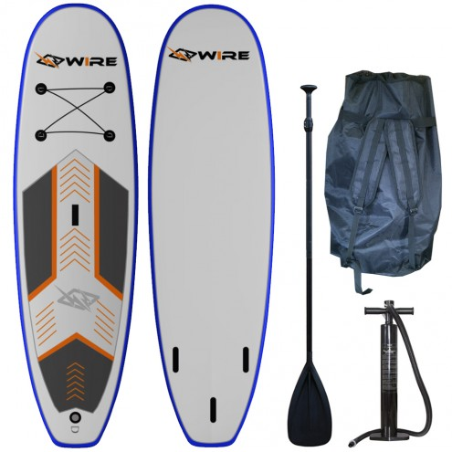 Stand Up Paddle SUP gonflable WIRE board 10' light Escape