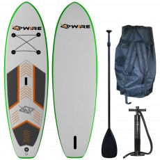 "Stand Up Paddle SUP gonflable WIRE board 10'4"" light"