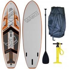 SUP gonflable hybride WSK 10'1' windsup occasion (dv philippe)