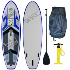 "SUP gonflable hybride WSK 9'9"" windsup"