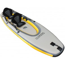 canoe kayak gonflable wsk full drop 2.0
