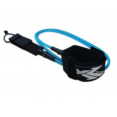 leash surf et stand up paddle bleu