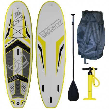"Paddle SUP gonflable WSK 9'6"" All Round"