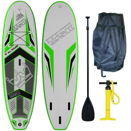 Stand Up Paddle SUP gonflable WSK 10'