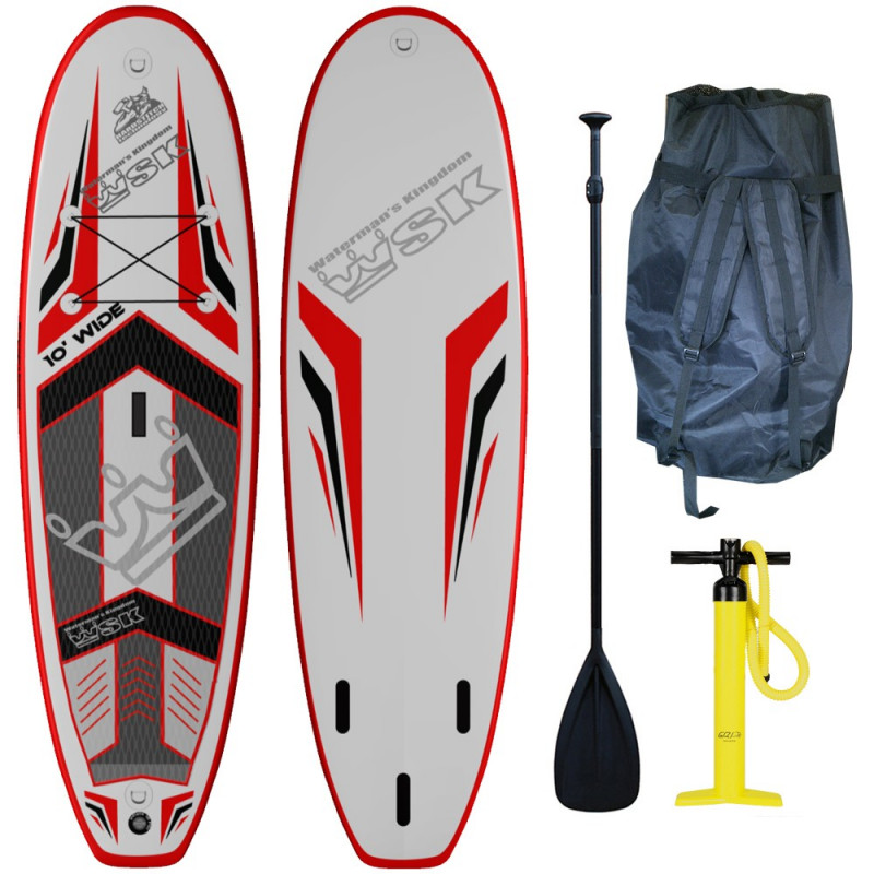 Stand Up Paddle SUP gonflable WSK 10' Wide