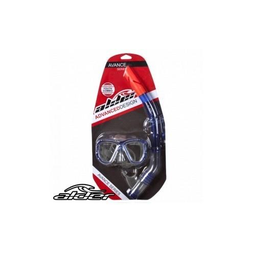 Masque + Tuba Alder Avance Series