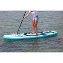 "Paddle gonflable WSK 10'2"" Allerrain"
