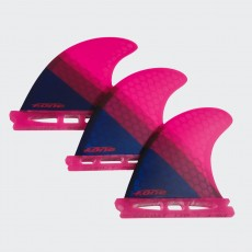 Ailerons F-one FLOW Xs 2018 fushia