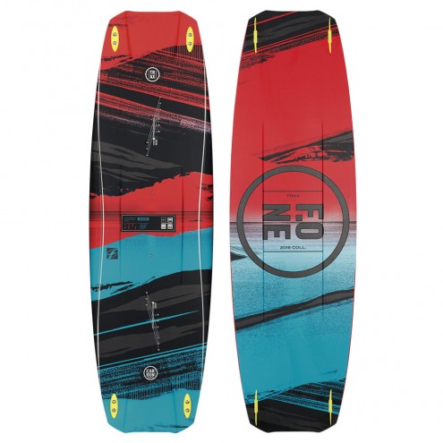 planche f.one trax hrd carbone 2018 nue