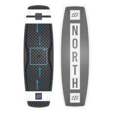 Planche North Select textreme + Entity L/XL 2017 occasion