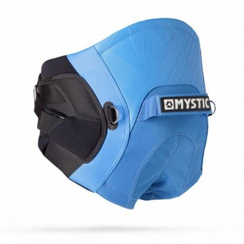 harnais mystic aviator seat harness bleu
