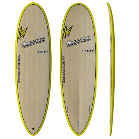 """Surfboard Korvenn Egg 6'3"""""""