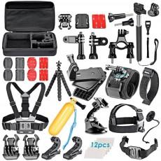 Kit d'accessoires pour Caméra d'action / GoPro