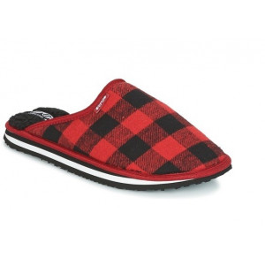 Chaussons Home Plaid