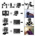 Caméra d'action 4K Krystal 3.0 avec carte mémoire 32GB