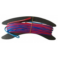 set de 4 lignes de kite de 25m Side On