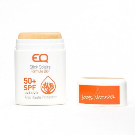 Stick solaire EQ Evoa Visage Dore SPF 50+