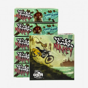 WAX sticky bumps munkey cool/cold