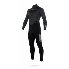Combinaison Mystic Star Backzip 5/4 Black 2018