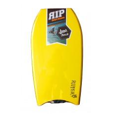bodyboard rip ripper jaune