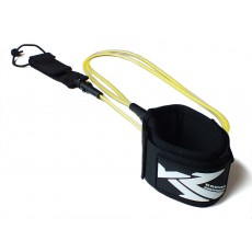 leash korvenn surf et stand up paddle jaune