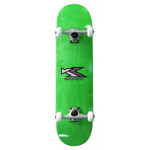 """Skate complet Korvenn wood green 7,75"""""""