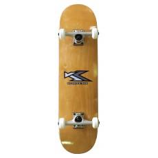 """Skate complet Korvenn wood grey 7,75"""""""