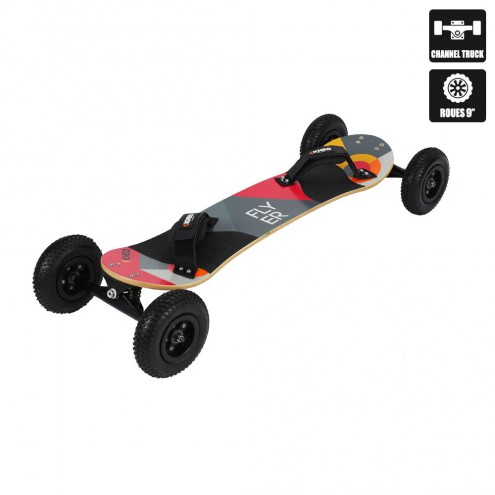 Mountainboard Kheo Flyer V2 roues 9'