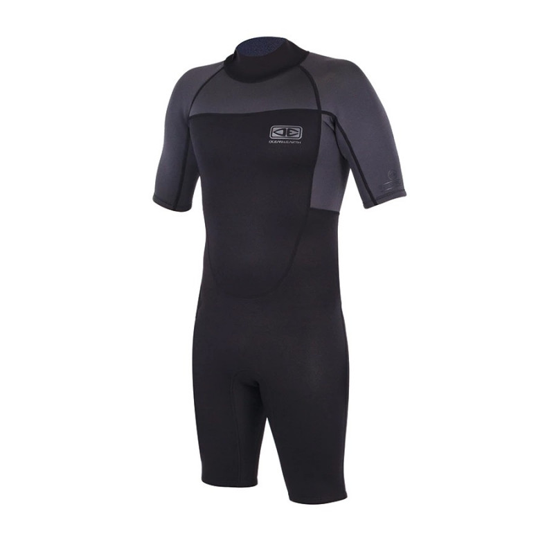 Shorty Ocean earth Free-Flex Spring Suit - 2mm