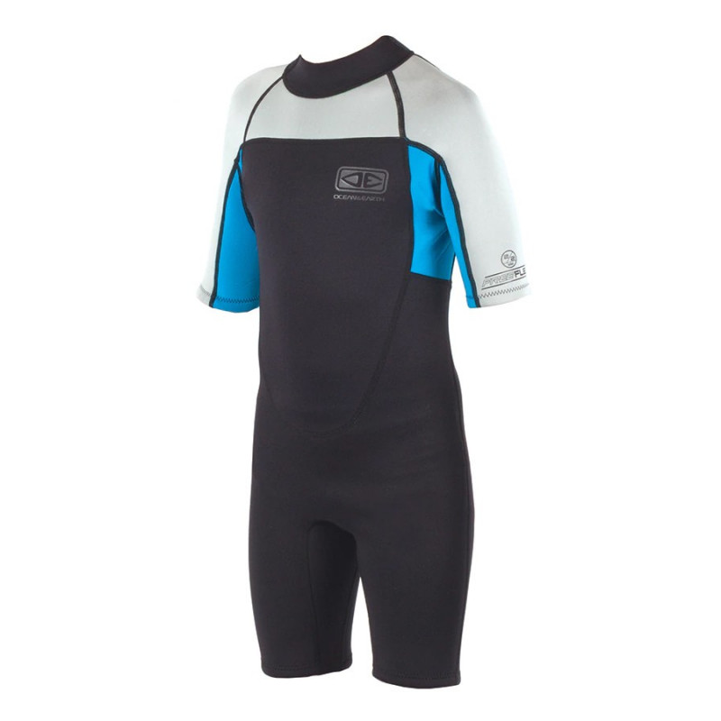 Shorty enfant Ocean earth Free-Flex Spring Suit - 2mm