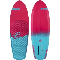 Kite Foilboard bamboo F-one 2018