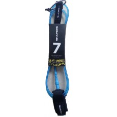 "Leash Shapers Carvin 7"" Blue"