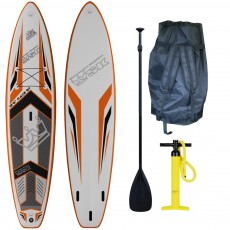 "Stand Up Paddle SUP gonflable WSK 12'6"" super thick occasion"