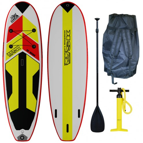 WSK inflatable STAND UP Paddle board