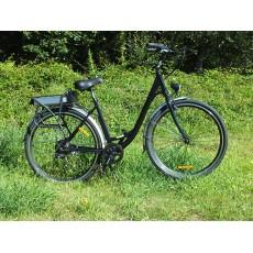 Vélo électrique Wire col de cygne