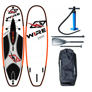 Stand Up Paddle SUP gonflable WIRE board 10' Escape