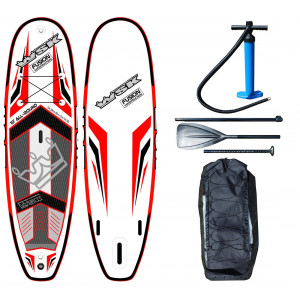 Stand Up Paddle SUP gonflable WSK 10' All Round Fusion double peau