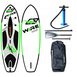 "Planche de paddle gonflable WIRE board 10'4"" Explorer"