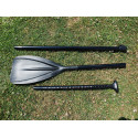 """Paddle gonflable WSK 10'2"""" Fusion double peau"""