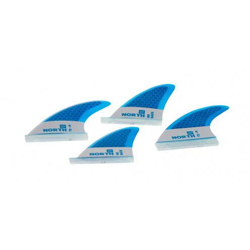 Ailerons Surf Nugget TS-M Front with NQ Fins (4pcs)