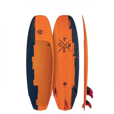 Surf F-one Slice Flex 2019 centre test