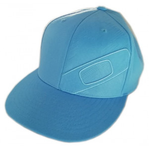 casquette oakley metal gas grey