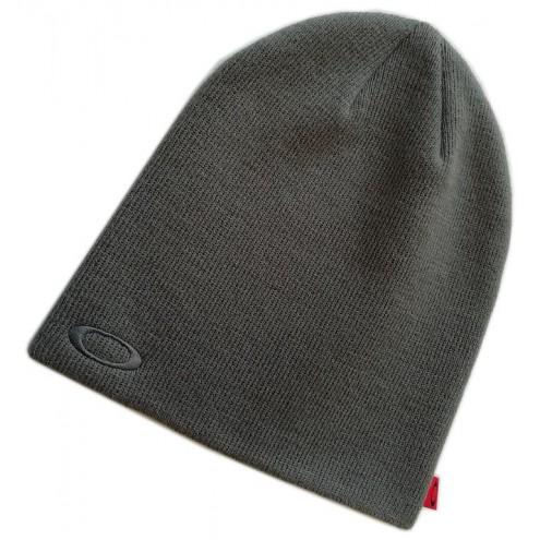 bonnet oakley fine knit beanie 3.0 black