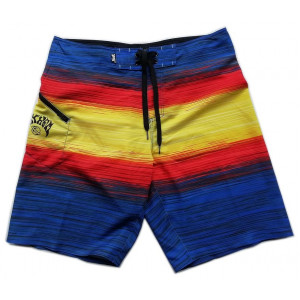 Boardshort Lost king strip