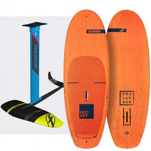 Pack SUP F-one Rocket + Foil Gravity 1400