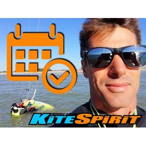 versement arrhes stage de kite